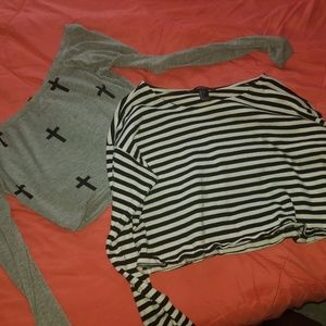 Tops - Crop top bundle